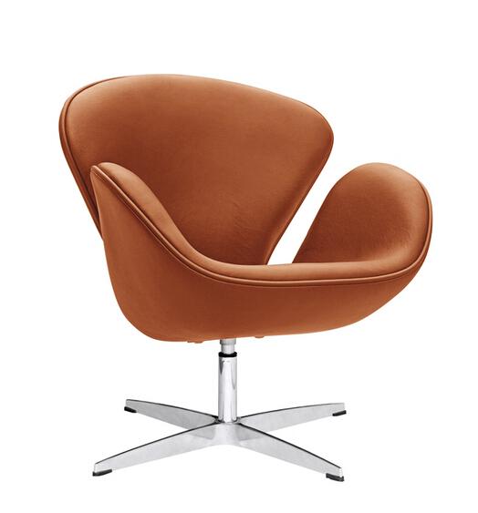 Hug Leather Chair Tan 5