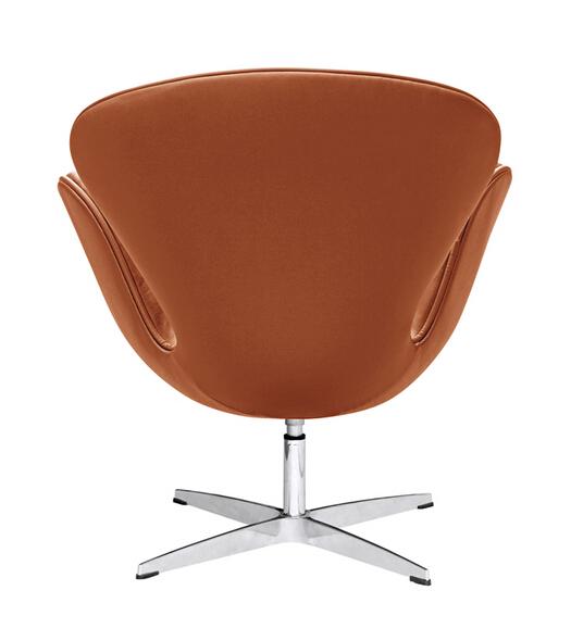 Hug Leather Chair Tan