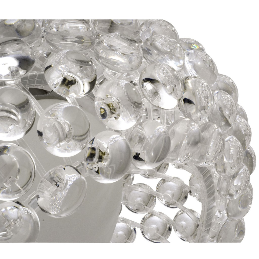 Large Cubic Chandelier 2