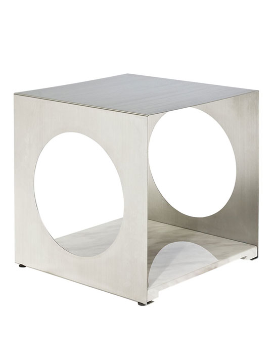 MOD Marble Side End Table