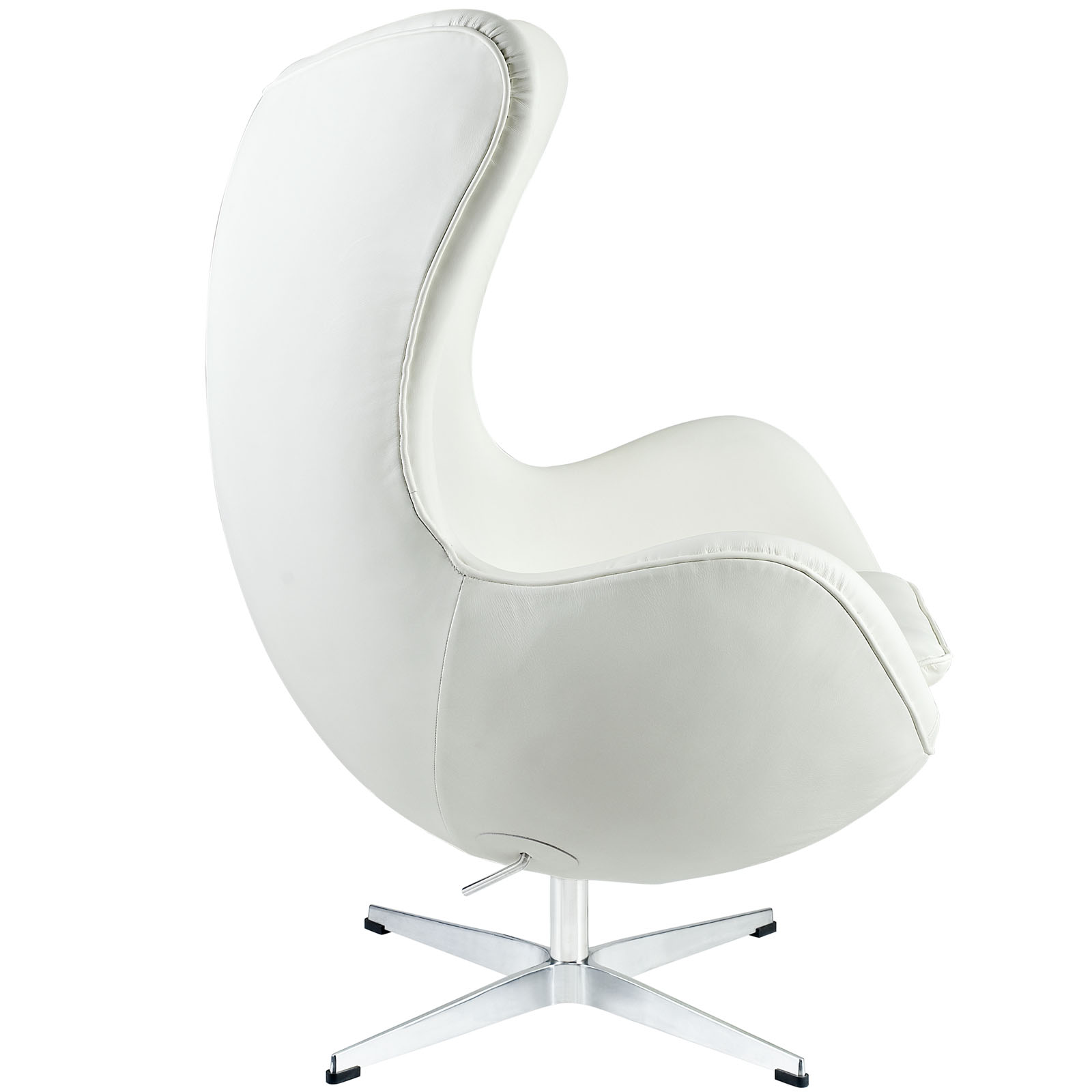 Magnum Leather Chair White 2
