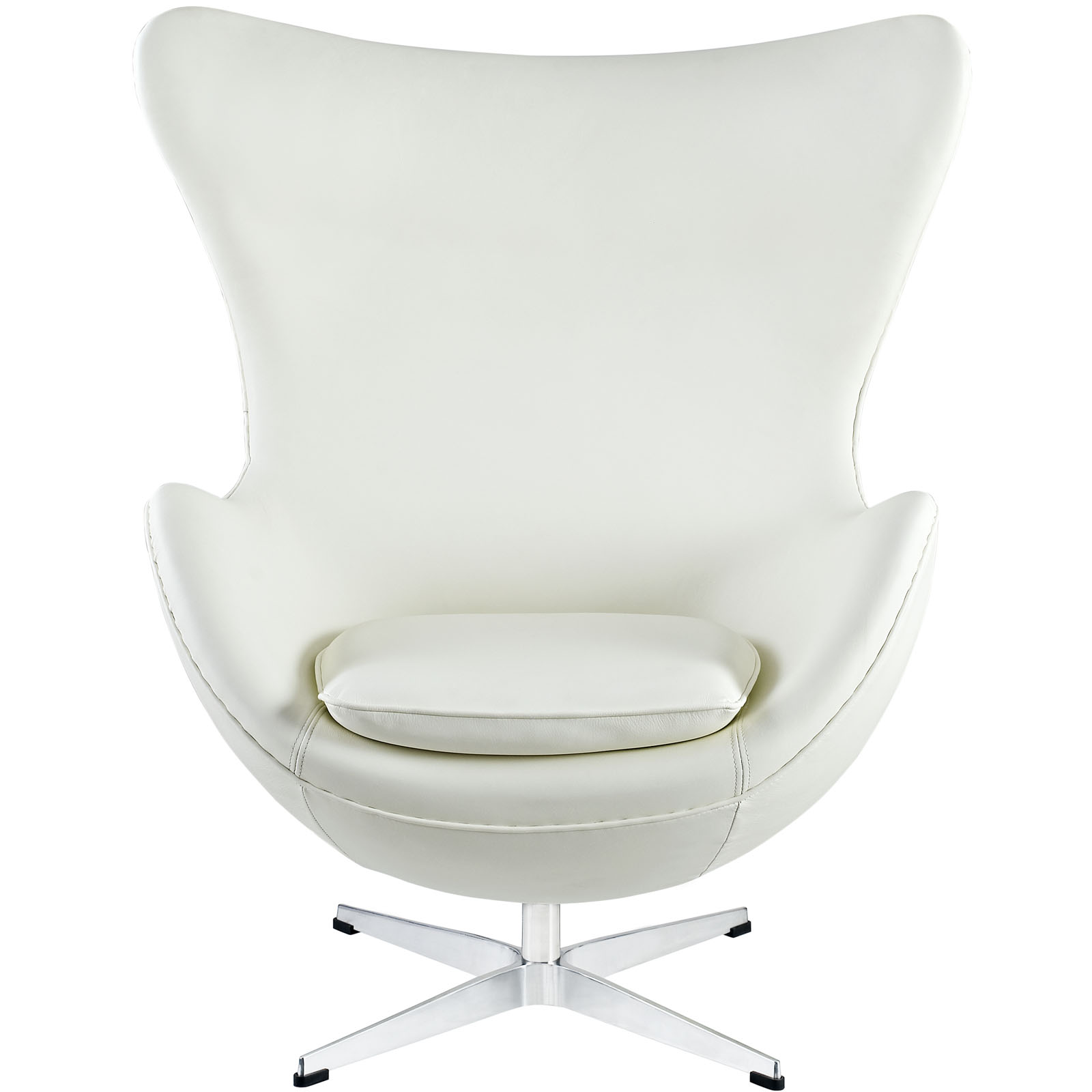 Magnum Leather Chair White 3