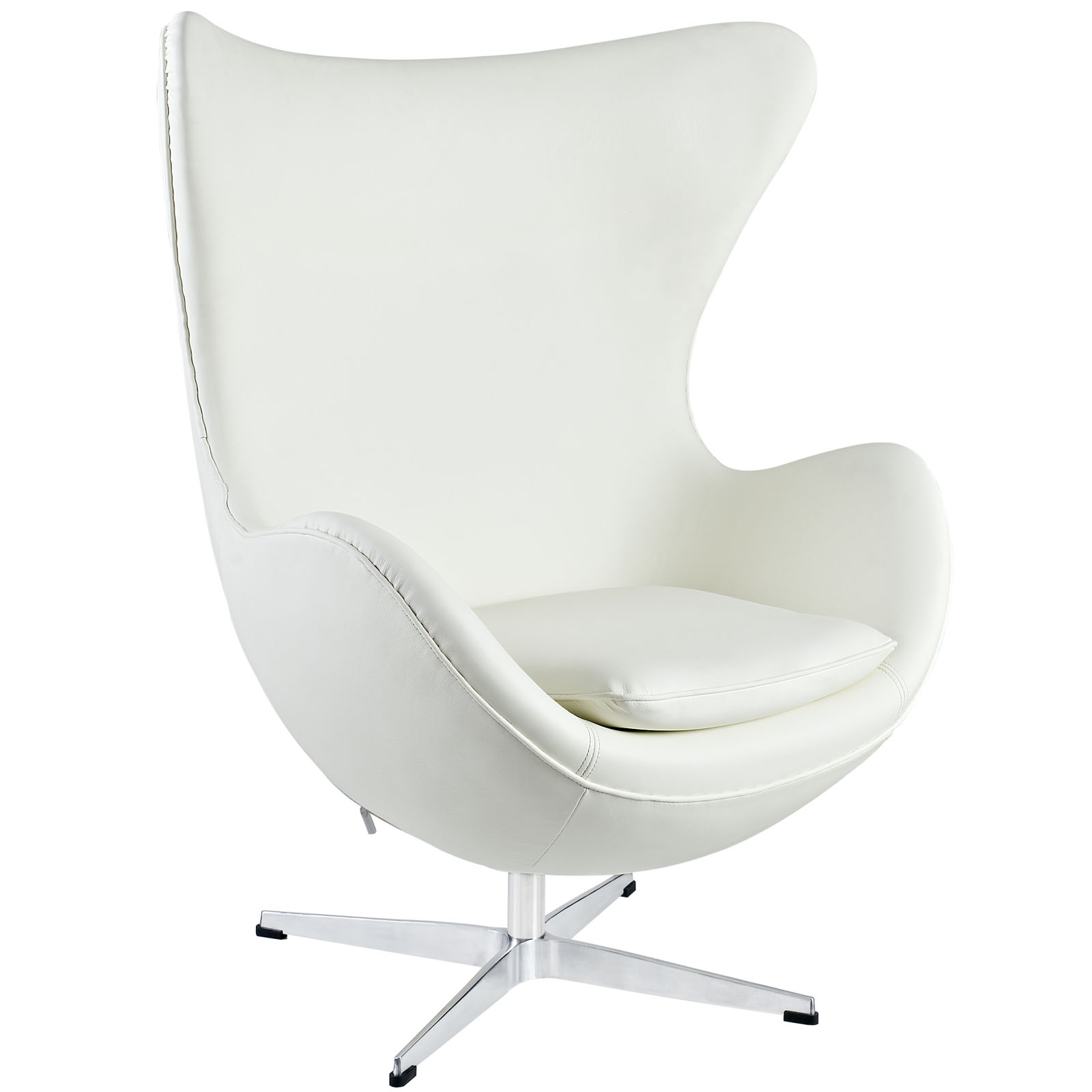 Magnum Leather Chair White