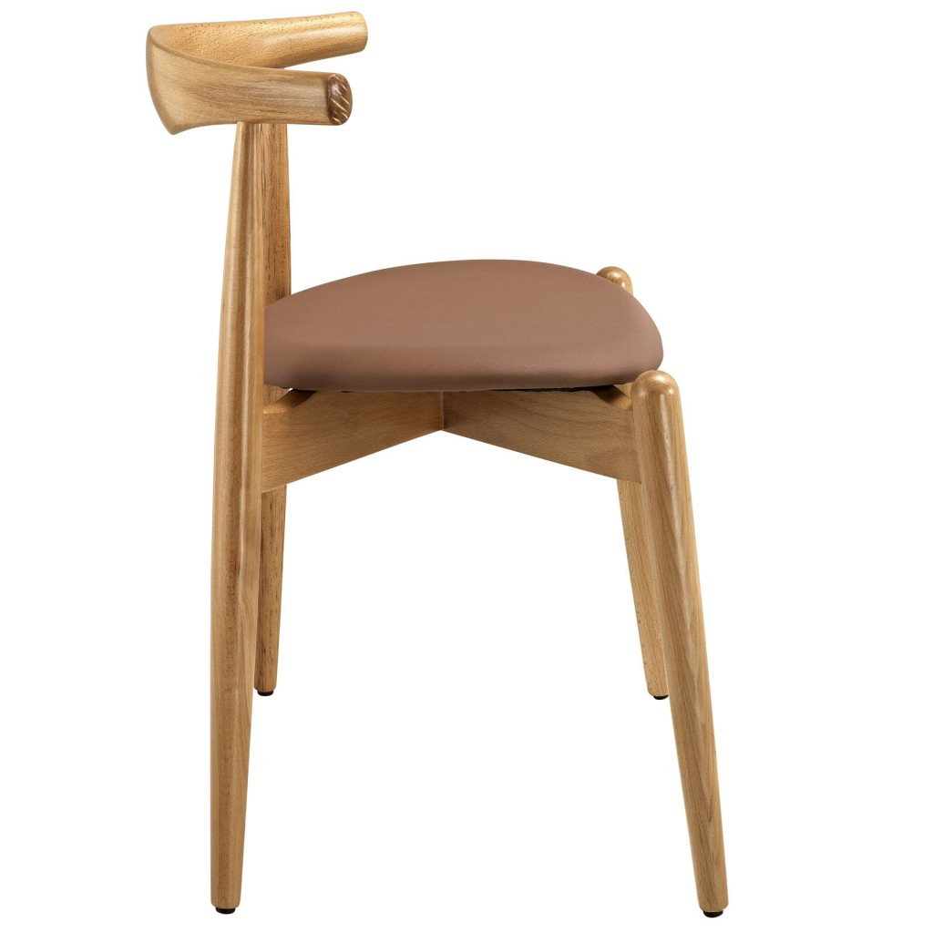 Marfa Chair Natural Wood Tan 2
