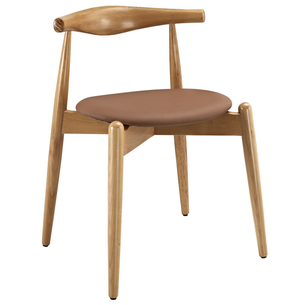 Marfa Chair Natural Wood Tan 3