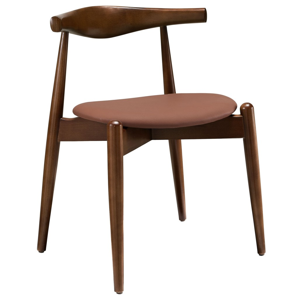 Marfa Chair Walnut Tan