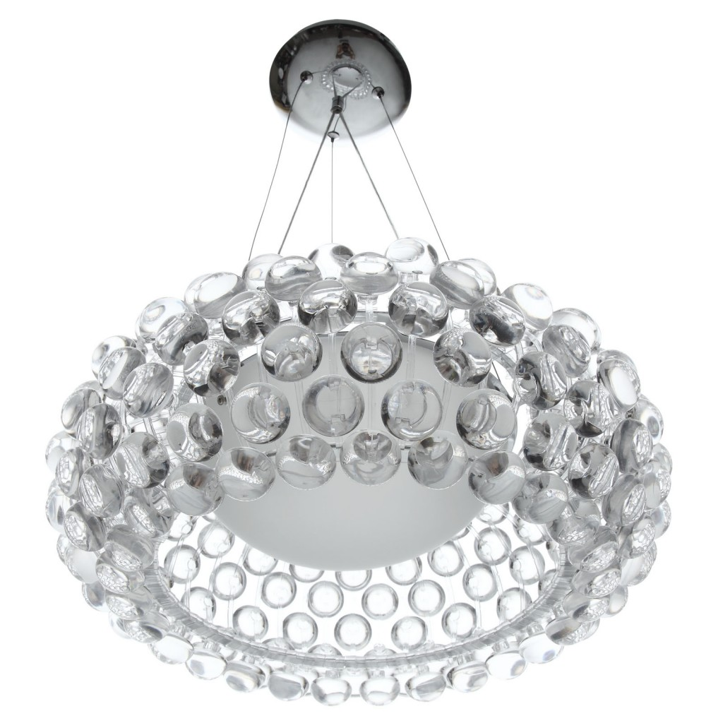 Medium Cubic Chandelier 1