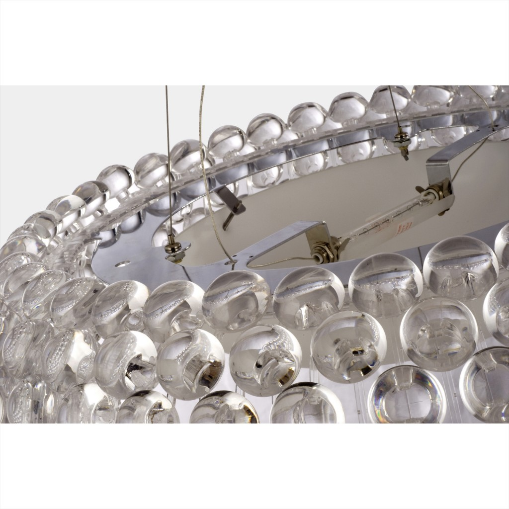Medium Cubic Chandelier 3