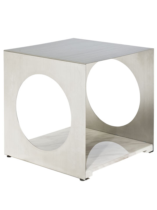 Mod Marble Side Table 2