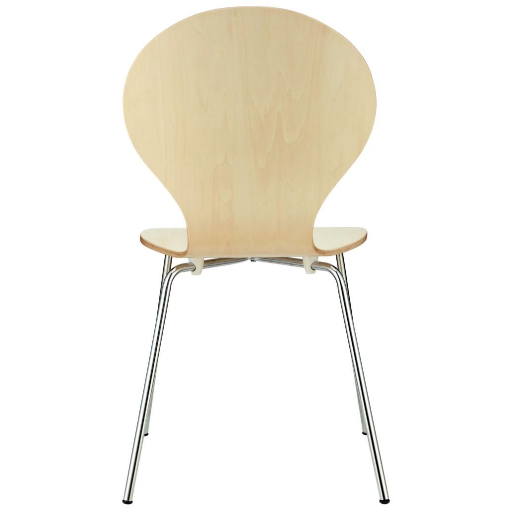 Natural Wood Dandy Chair 41