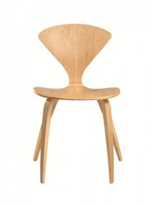 Natural Wood Spider Chair