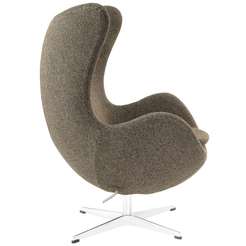 Oatmeal Magnum Wool Chair 1