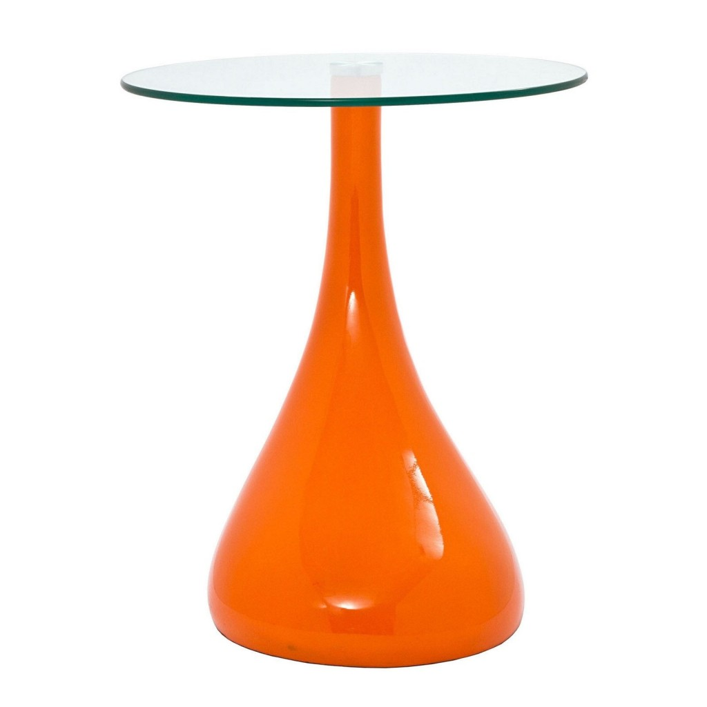 Orange Droplet Coffee Table 2