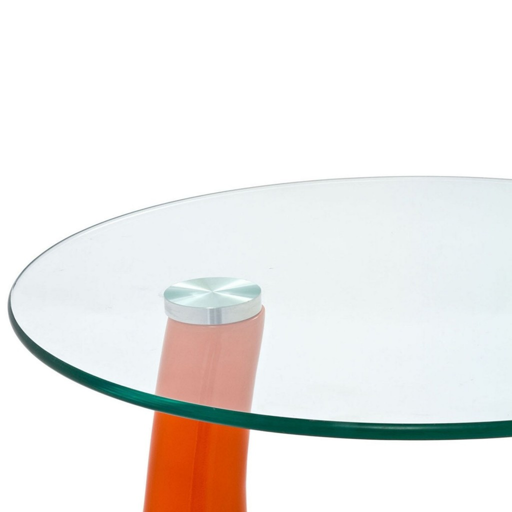 Orange Droplet Coffee Table 3