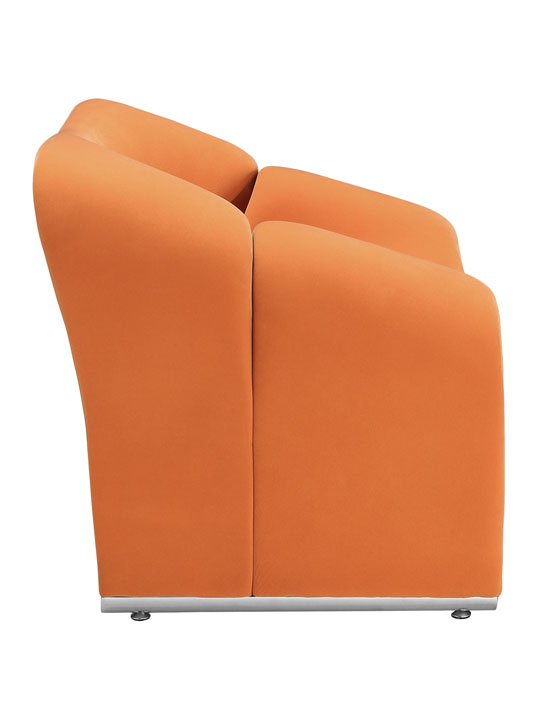 Orange Velocity Armchair 3