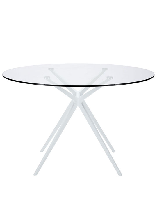 Parallel Dining Table
