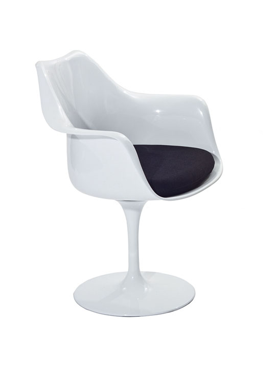 Pin up Chair Black 2