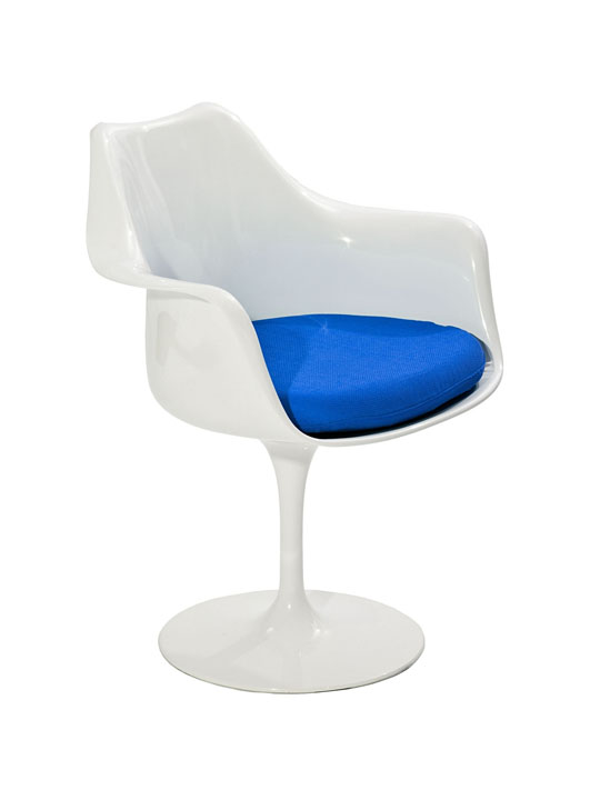 Pin up Chair Blue 2