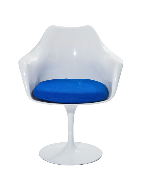 Pin up Chair Blue