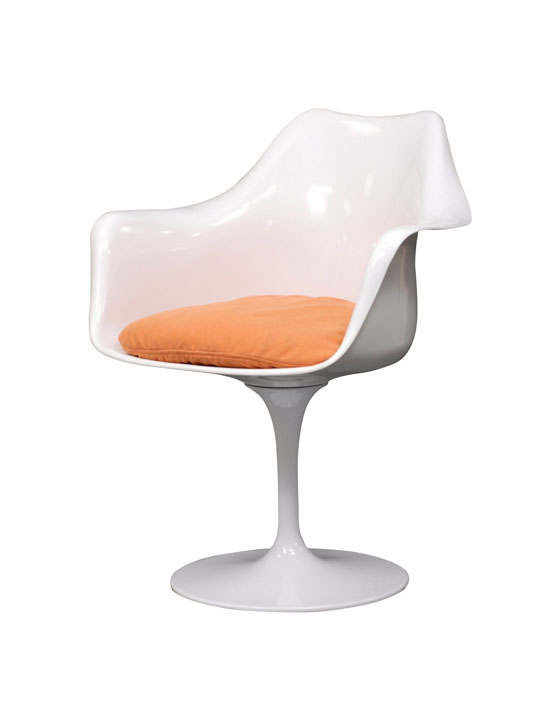 Pin up Chair Orange 2