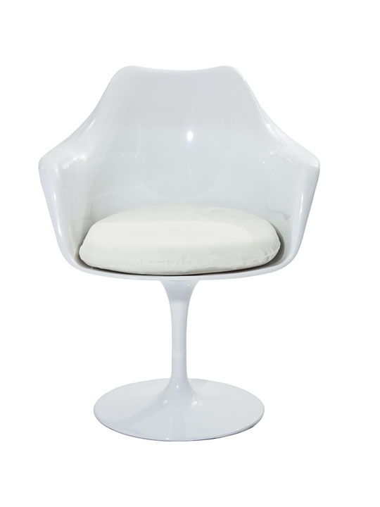 Pin up Chair White