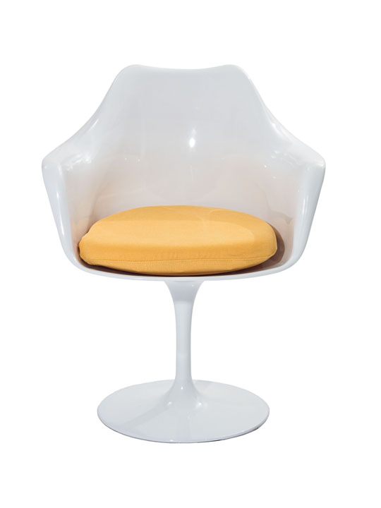 Pin up Chair Yellow