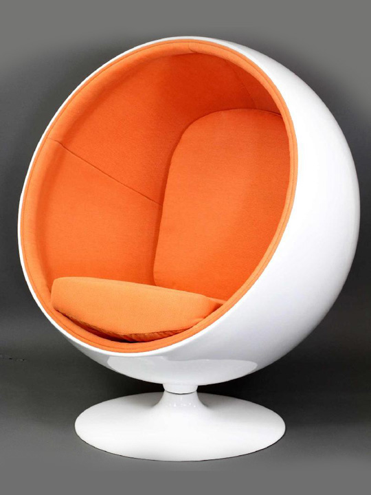 Private Space Chair Modern Furniture Brickell Collection