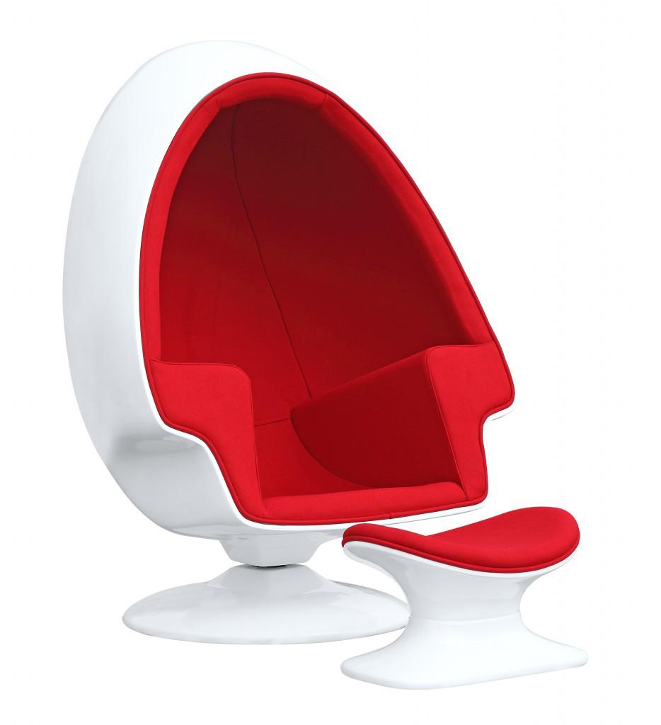 Red Droplet Lounge Set 10