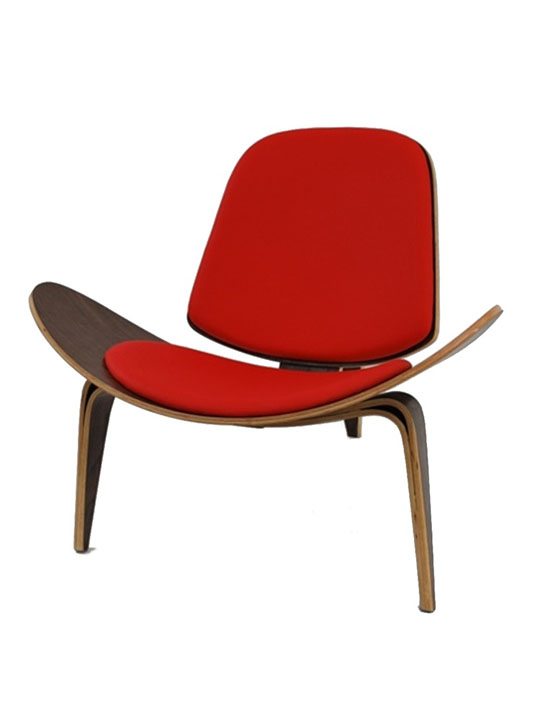 SLS Chair Red Leather 2