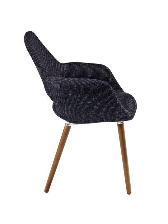 Sage Chair Black 2
