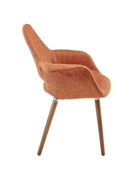 Sage Chair Orange 2
