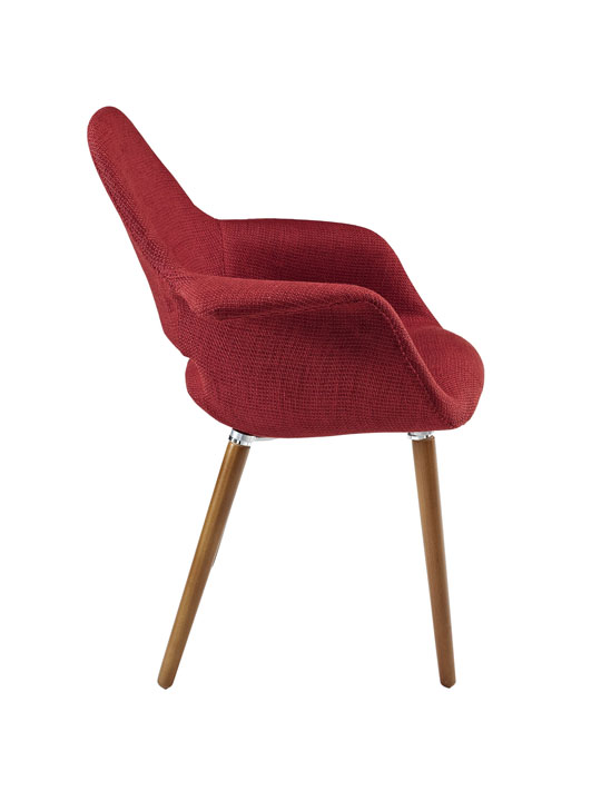 Sage Chair Red 2