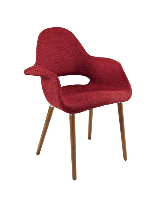 Sage Chair Red