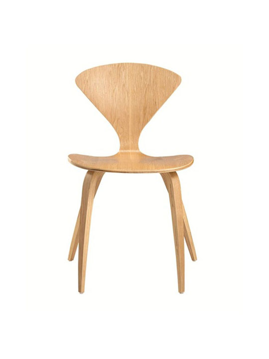 Spider Chair Natural Wood