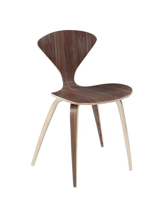 Spider Chair Walnut Wood 4