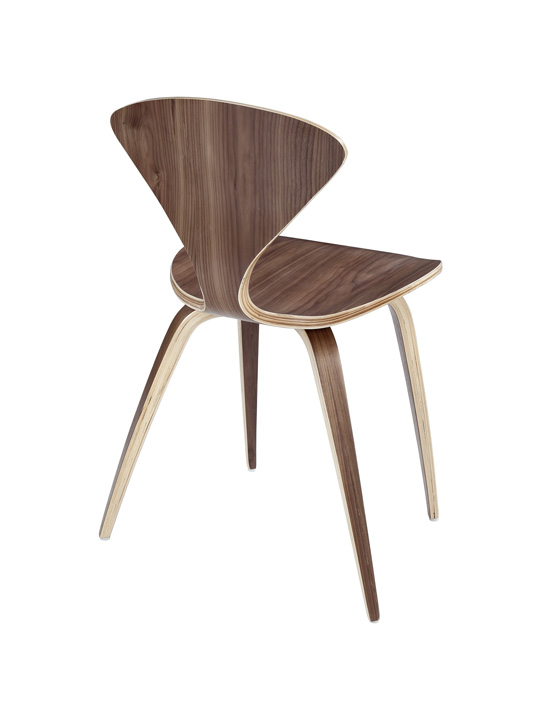 Spider Chair Walnut Wood 5