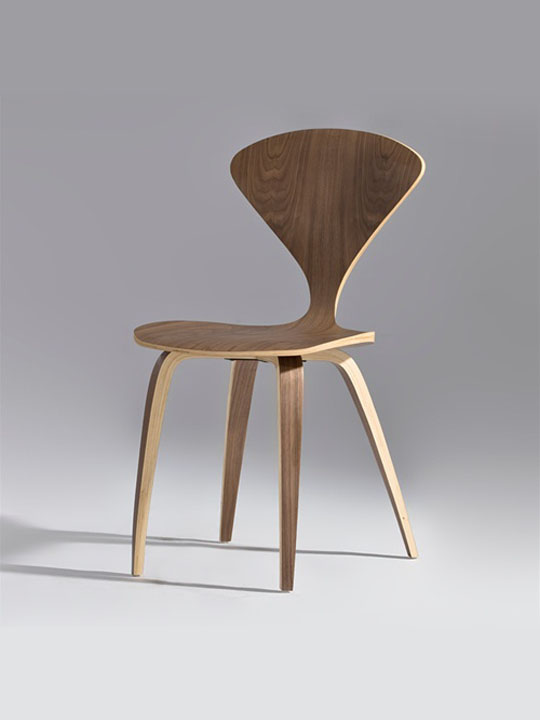 Spider Chair Walnut Wood