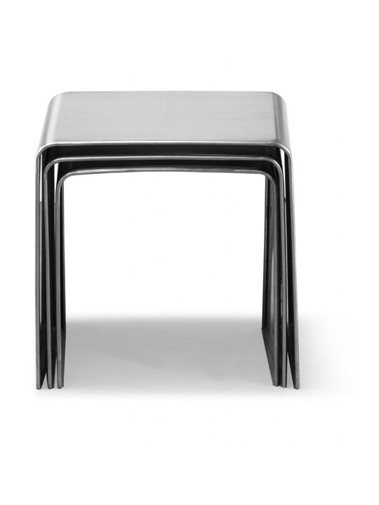 Steel Nesting Tables 3