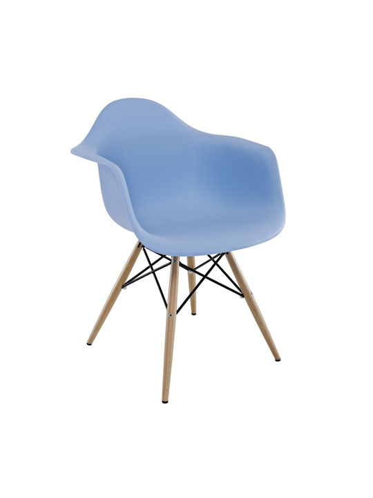 Stingray Chair Blue 2