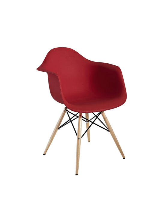 Stingray Chair Red 1