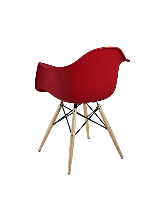 Stingray Chair Red 2