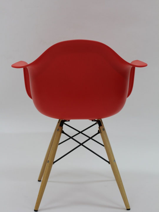 Stingray Chair Red 3