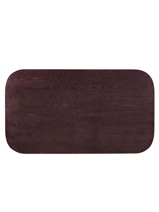 Teak Dining Table Wenge Wood 3