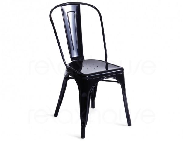 Tonic Chair Black