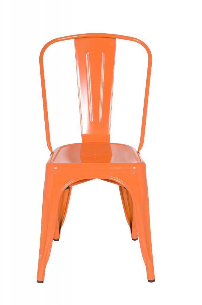 Tonic Orange Chair
