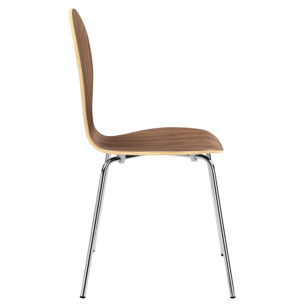 Walnut Wood Dandy Chair 21