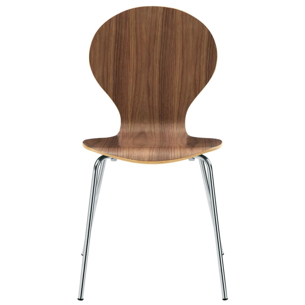 Walnut Wood Dandy Chair1