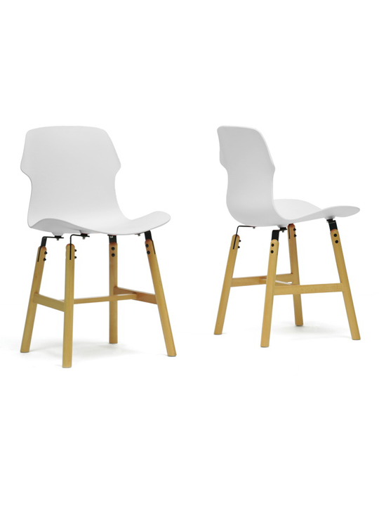 White Bolt Dining Chair1
