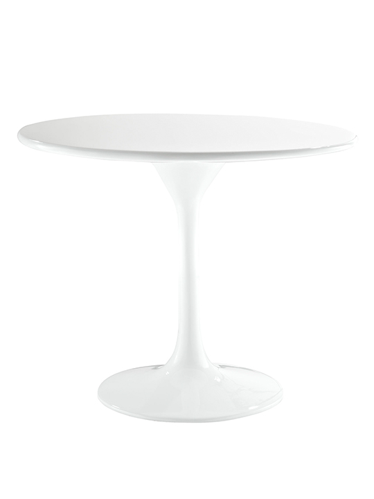 White Brilliant Side Table1
