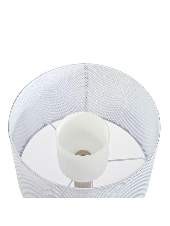 White Bubble Table Lamp 3